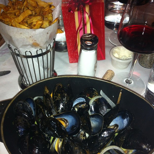 Mussels - Mon Ami Gabi - Reston, Reston, VA