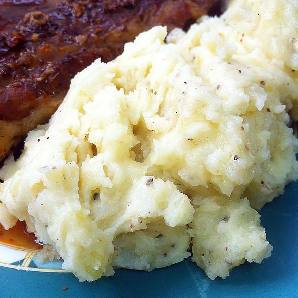 Mashed Potatoes @ Kool's