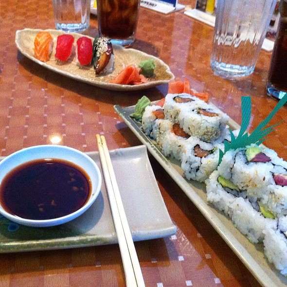 Sushi Lunch Special @ Jun's