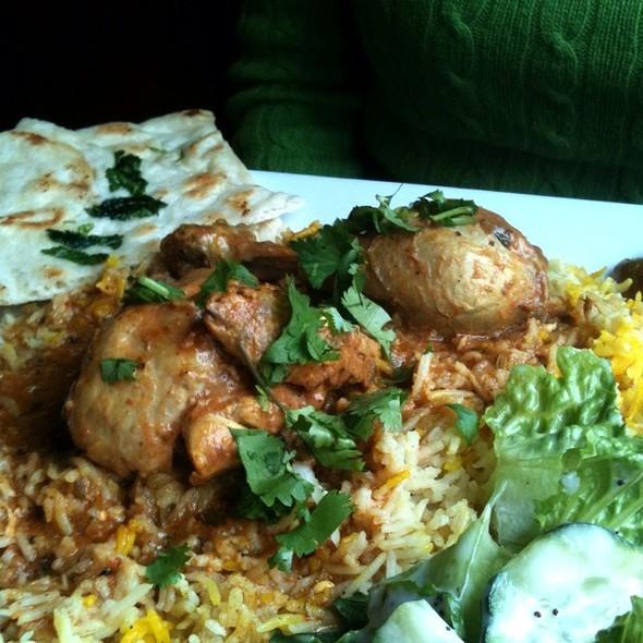 Achari Chicken @ Chai Shai
