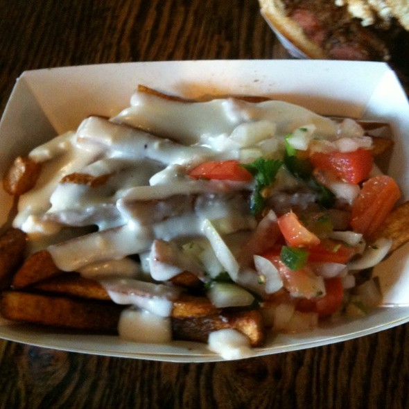 Gorgonzola Fries @ Wiener Man