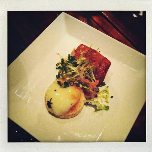 Bacon And Egg @ Tavern Kitchen & Bar