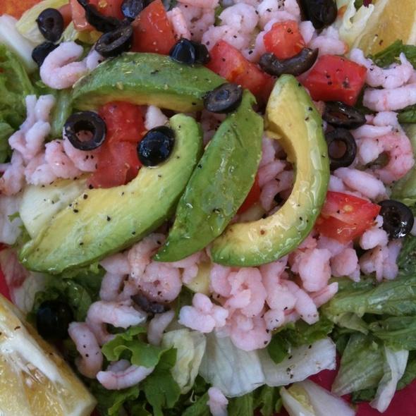 shrimp salad - Copacabana - Seattle, Seattle, WA