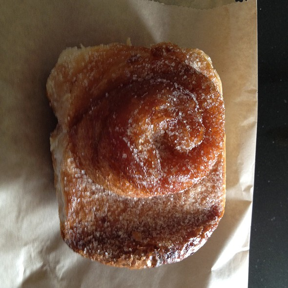 Morning Bun @ Tartine Bakery