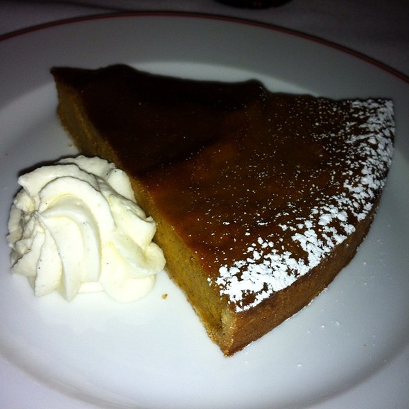 Pumpkin Pie @ Benoit Restaurant & Bar