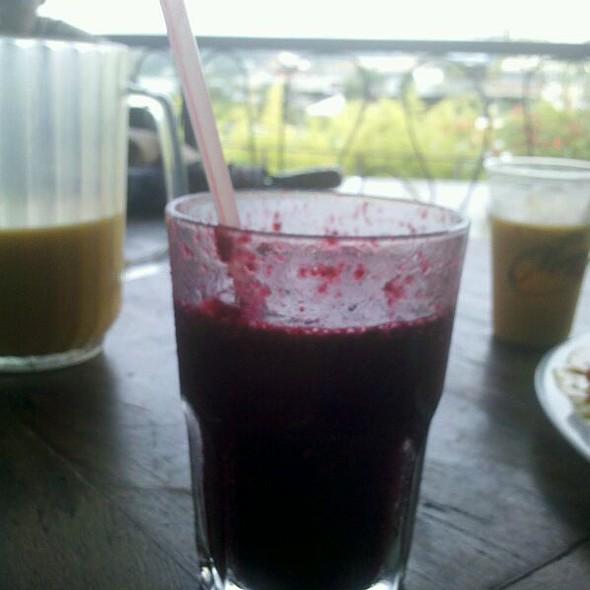 Suco De Uva! @ Mangai
