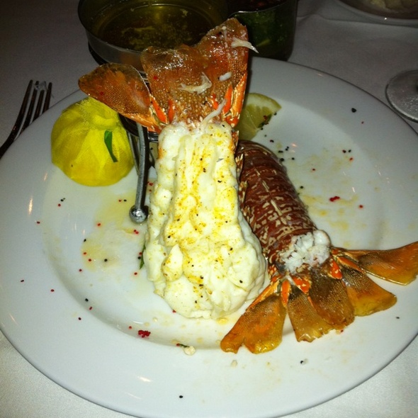Lobster Tail - Joseph's Steakhouse of Iowa City, Iowa City, IA