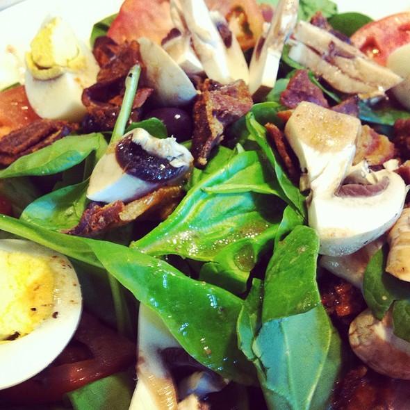 Spinach Salad @ Gemini Diner