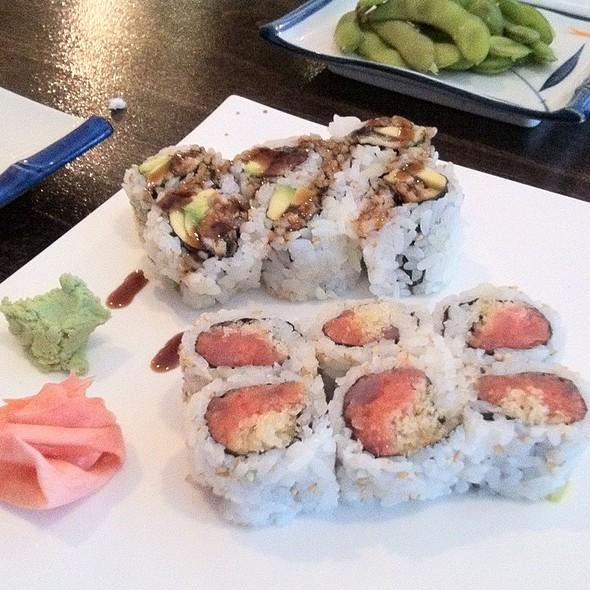 Spicy Tuna And Eel Roll @ Kyoto