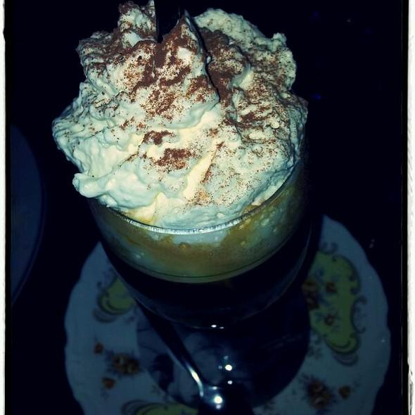 Italian Coffee @ Bij Oma's