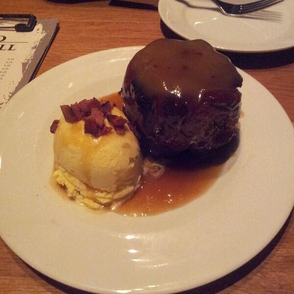 Bacon Sticky Bun @ Euclid Hall Bar & Kitchen