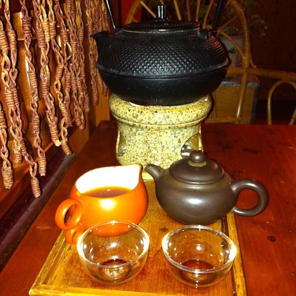 Cha Tou Pu Er @ Dobra Tea
