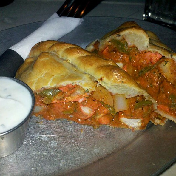 chicken tikka masala @ Cornish Pasty Co
