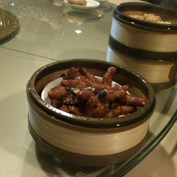 Steamed Chicken Feet @ Fu Lam Mum