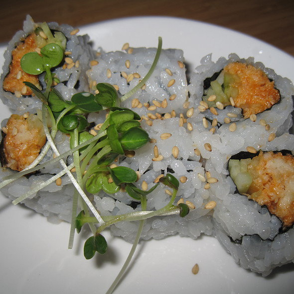 Spicy Tofuna Roll @ Tataki Sushi and Sake Bar