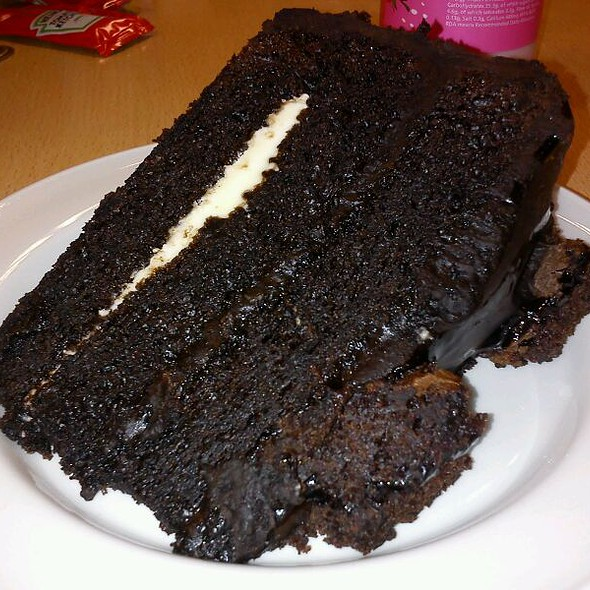 Chocolate Fudge Cake @ Asda