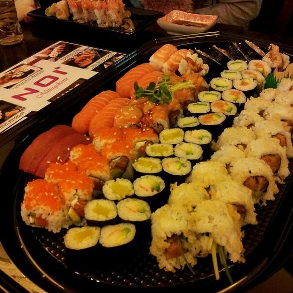 4 4 Mixed Sushi