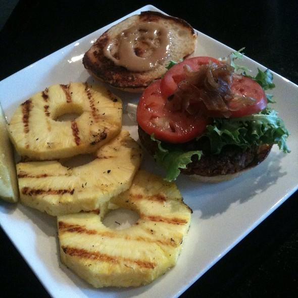 Veggie Burger @ Americana