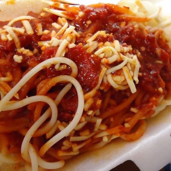 Spaghetti @ Jollibee