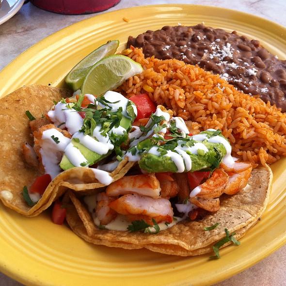 Shrimp Tacos - Rockin Baja Lobster Oceanside, Oceanside, CA