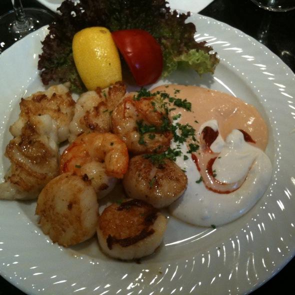 Mediterranean Grill @ Kaufhaus des Westens