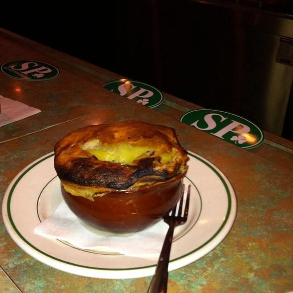Chicken Pot Pie @ Shannon Pub