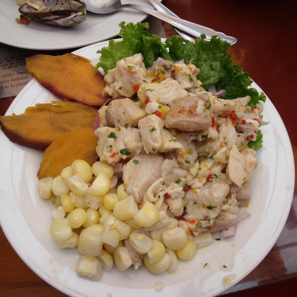 Ceviche @ Olas Bravas