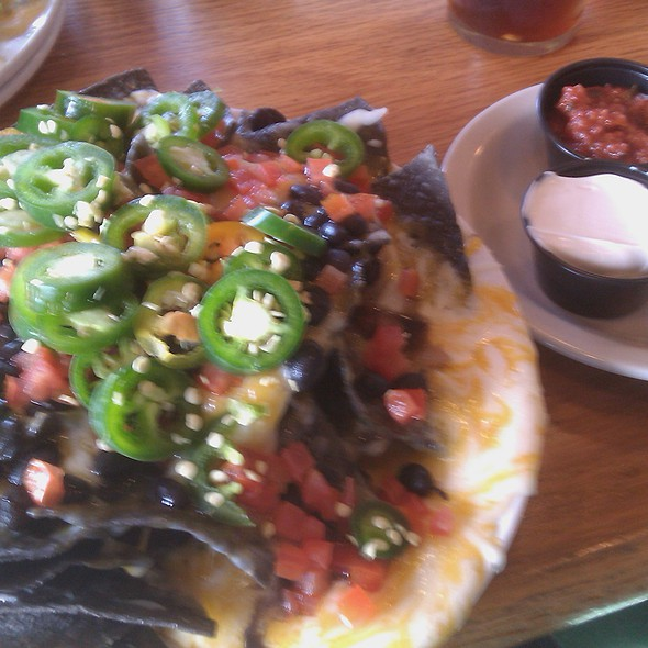 Nachos @ Upland Brewing Co