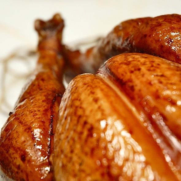 Smoked Turkey @ Goose the Market
