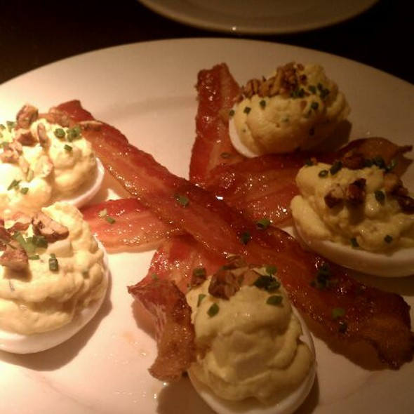 Deviled Eggs @ Jackson's Mighty Fine Food