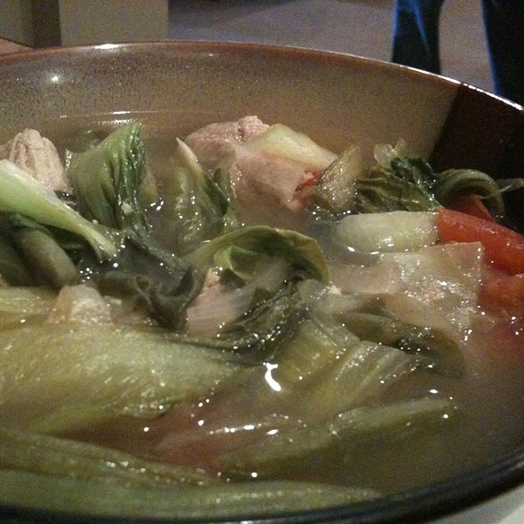 Pork Sinigang @ Malaya Fil-American Restaurant