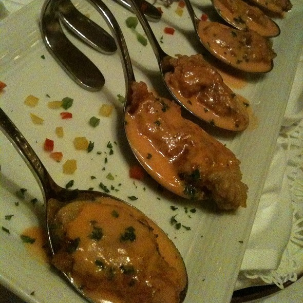 Oysters Manuel @ Petroleum Club Of Houston