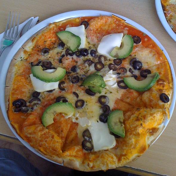 Pizza @ Café Amadeus