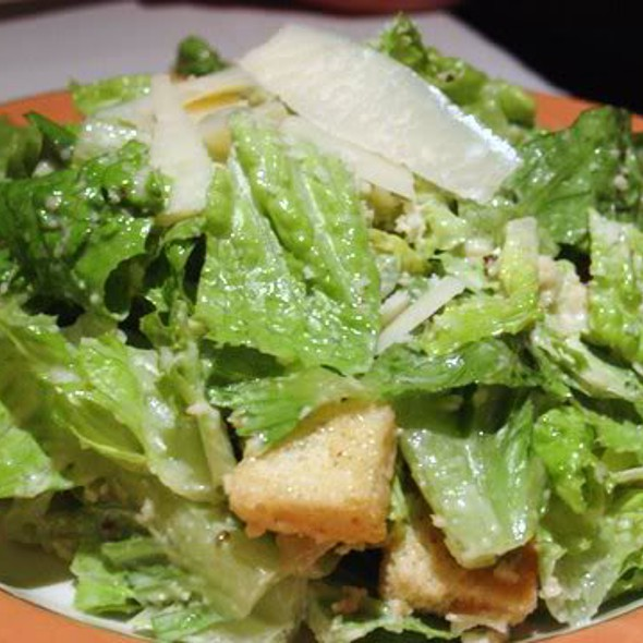 Cesar Salad - Ben and Jack's Steakhouse 44th Street, New York, NY