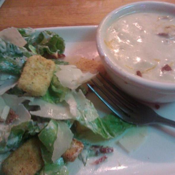 Pick N' Pair Potato Bacon & Ceasar Salad @ Applebee's