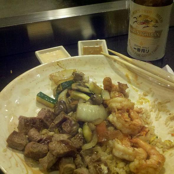 New Tokyo Japanese Restaurant Menu Plymouth Ma