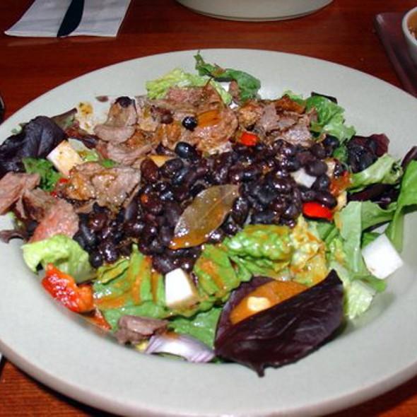 Steak Salad @ Green Chile Kitchen