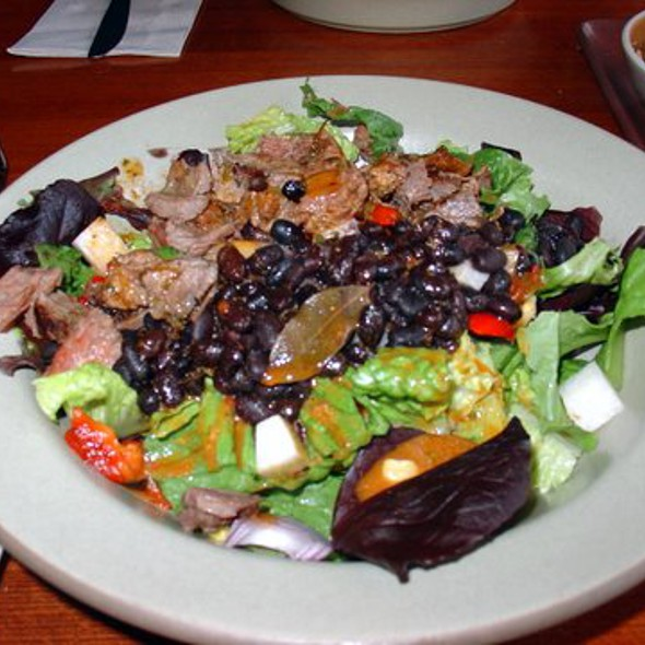 Steak Salad @ Green Chile Kitchen