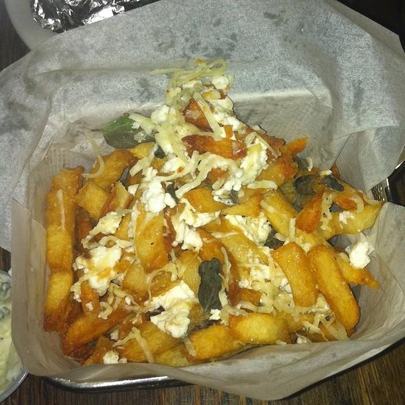 Cava Fries @ Cava Mezzee