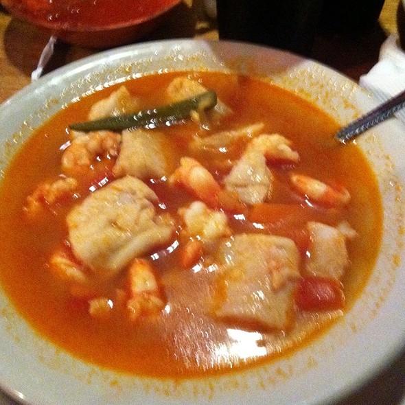 Sopa de Mariscos @ El Toreo