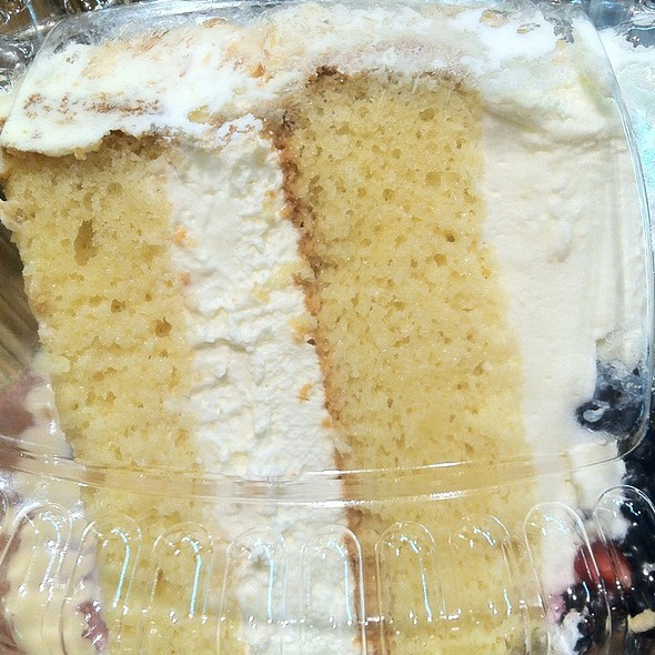whole food cake review