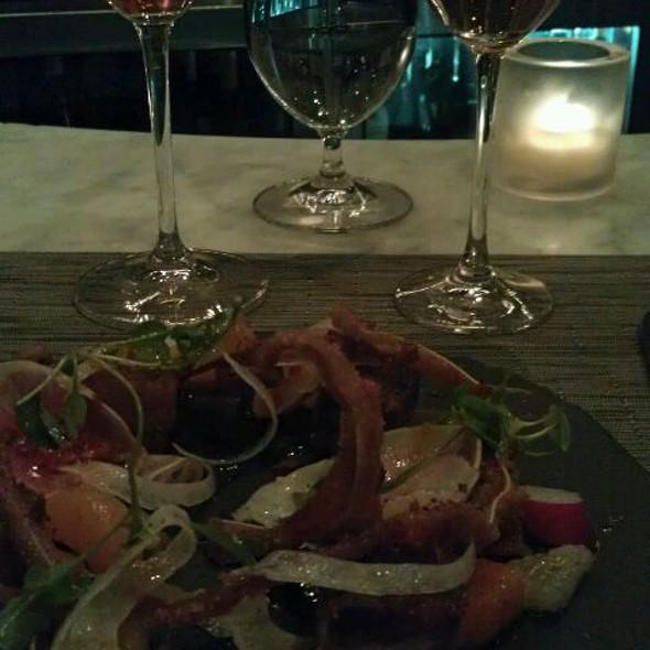 Crispy Pig Ear Salad @ SPQR