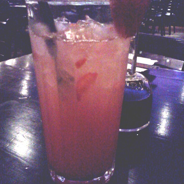 Strawberry Lemonade @ Kabuki Restaurants Inc