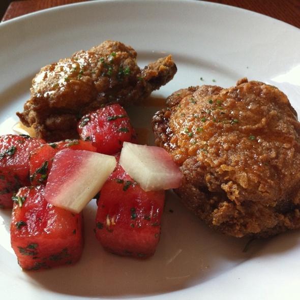 Twice Fried Chicken @ Resurrection Ale House