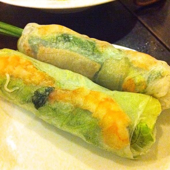 Fresh Spring Rolls @ Nha Hang Ngon
