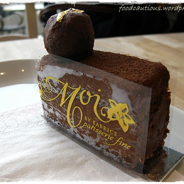 Mousse au Chocolate @ Moi by Fabrice