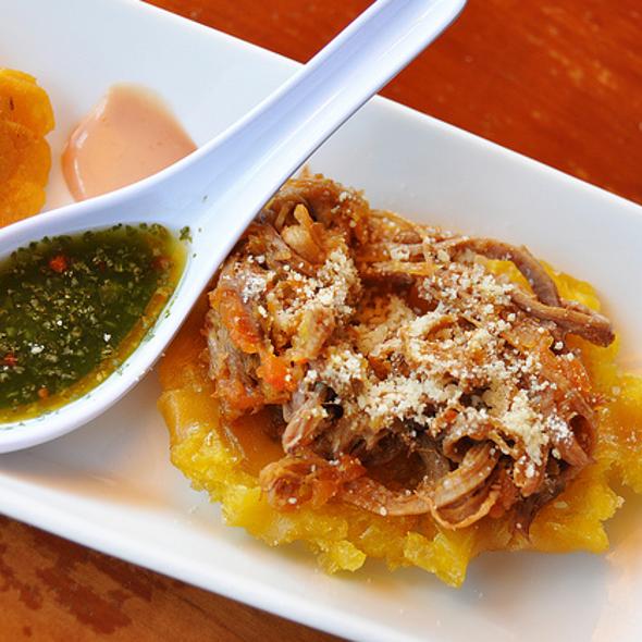 Colombian Plate @ La Ventana Colombian Restaurant