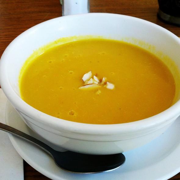 Butternut Squash Soup @ Bowl
