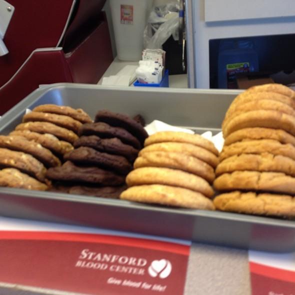 Assorted Cookies @ Facebook 1050 Building 4