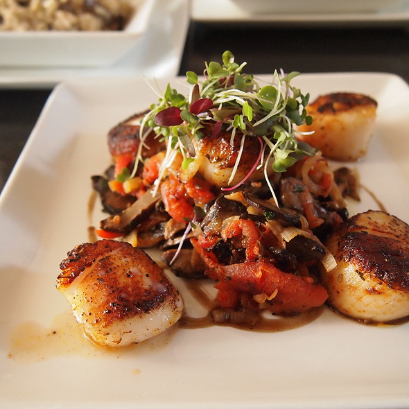 Dayboat Scallops